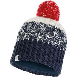 Шапка Buff JR Knitted&Polar Hat Tait Dark Denim