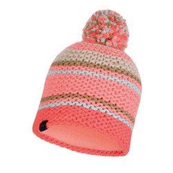 Шапка Buff Knitted&Polar Hat Dorian Coral Pink