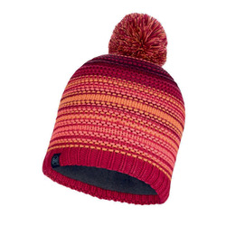 Шапка Buff Knitted&Polar Hat Neper Bright Pink