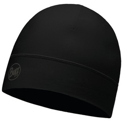 Шапка Buff Microfiber 1 Layer Hat Solid Black
