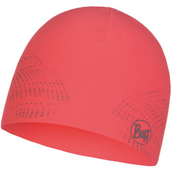 Шапка Buff Microfiber Reversible Hat R-Solid Coral Pink
