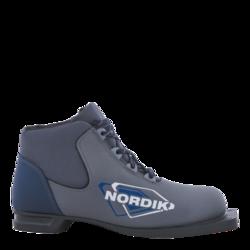 Ботинки лыжн. Spine Nordik 75мм(иск.кожа) р.30-47