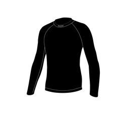 Рубашка термо M Nordski Warm черн
