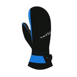 Варежки NordSki Arctic мембрана черн/синий