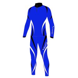 Комбинезон лыжный JR Nordski Premium син/черн