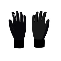 Перчатки Nordski Arctic черн