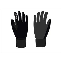 Перчатки NordSki JR Warm WS детские черный