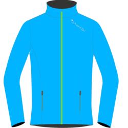 Разминочная куртка NordSki M Elite мужская синяя