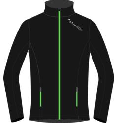Разминочная куртка NordSki M Elite мужская черный