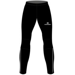 Разминочные штаны на лямках W Nordski Motion черн