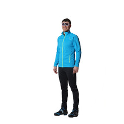 Разминочный костюм M Nordski Gore-Tex Elite син/черн