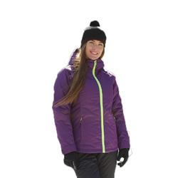 Утепленная куртка NordSki W Motion женская фиолетовый
