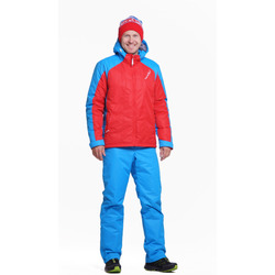 Утепленный костюм NordSki M National Red мужской