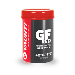 Мазь Vauhti HF GF Fluorinated (+2-1) red 45г
