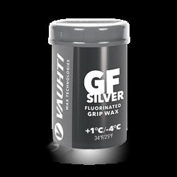 Мазь Vauhti HF GF Fluorinated (+1-4) silver 45г