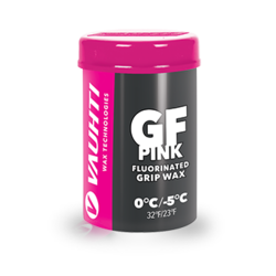 Мазь Vauhti GF Fluorinated (0-5) pink new snow 45г