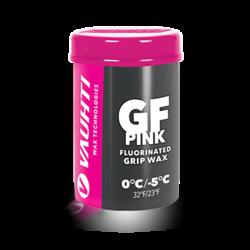 Мазь Vauhti HF GF Fluorinated (0-5) pink new snow 45г
