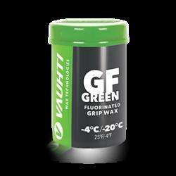 Мазь Vauhti GF Fluorinated (-4-20) green 45г