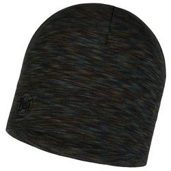Шапка Buff Midweight Merino Wool Hat Fossil Multi Stripes