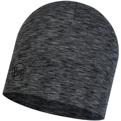 Шапка Buff Midweight Merino Wool Hat Shale Grey Multi Stripes