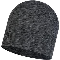 Шапка Buff Midweight Merino Wool Hat Shale Grey Multi Stripes