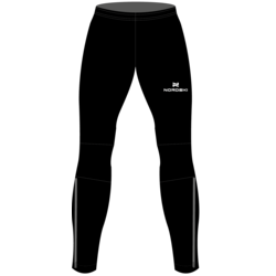 Разминочные штаны JR Nordski Motion черн