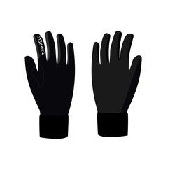 Перчатки NordSki JR Arctic детские черный