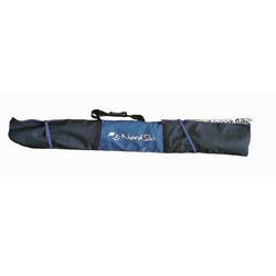 Чехол для лыж Nordski на 3 пары черн/синий