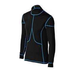 Термобелье Рубашка KV+ Julier WS мужская черный