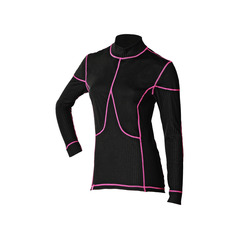 Термобелье Рубашка KV+ Julier WS женская черный