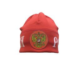 Шапка SunSport Россия красный