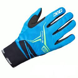 Перчатки KV+ Focus синий