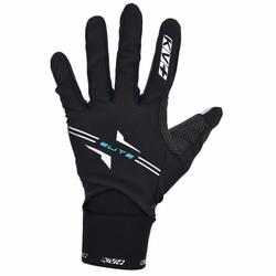 Перчатки KV+ Elite черный