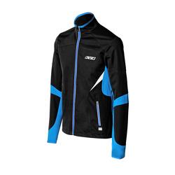 Разминочная куртка KV+ Lahti черн/синий