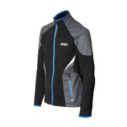Разминочная куртка KV+ Lahti черн/серый