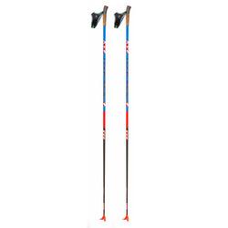 Палки лыжные KV+ Tornado Plus Clip (100% Carbon)