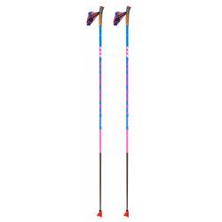 Палки лыжные KV+ Tornado Clip (100% Carbon)