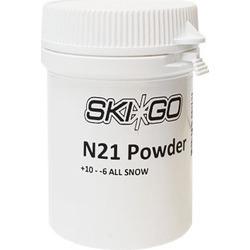 Ускоритель SkiGo N21 (+10-6) white 20г