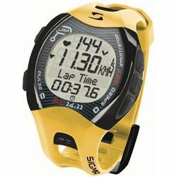 Часы спорт Sigma PC-14.11 Yellow