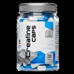 Спортивное питание Creatin RLINE, 200 капсул