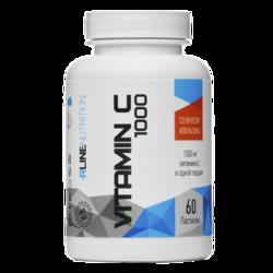 Спортивное питание RLINE Vitamin С 60 жевательных таблеток