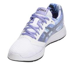 Кроссовки беговые Asics W Patriot 10 SP фиолет/белый