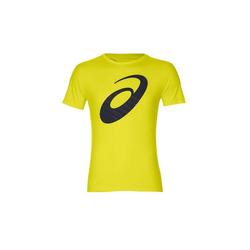 Футболка Asics M Silver Graphic SS TOP #3 мужская желтый