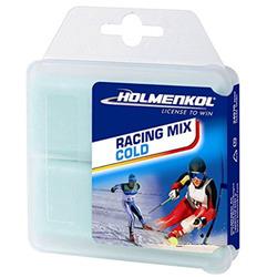 Парафин HOLMENKOL HF RacingMixCold (-10..-18) 2*35г