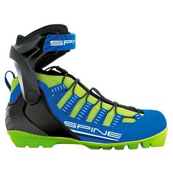 Ботинки лыжеролл. Spine SKIROLL Skate SNS
