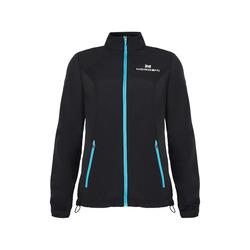 Куртка Тренировочная NordSki W Motion женская Black/Light Blue