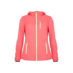 Куртка Тренировочная NordSki W Run женская Pink/Yellow