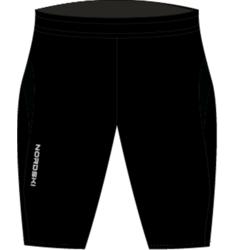 Шорты NordSki Jr Premium Run Black
