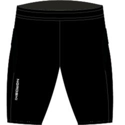 Шорты NordSki Premium Run Black/Orange