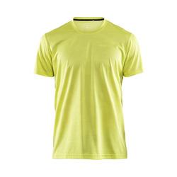 Футболка Craft M Eaze мужская желтый